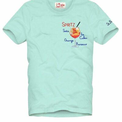 spritz maglietta uomo verdeacqua ricamata mc2 400x400 - Accueil
